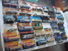 Collection - brewery trucks, advertising trucks, some vintage trucks and special editions, in original packaging, 81 parts - 1997/2006