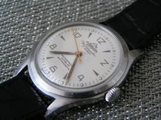 Atlantic – Worldmaster – Men's watch – Ca. 1950