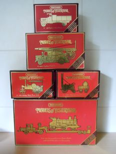 Matchbox - Various scales - Lot with 5 limited / special edition Models