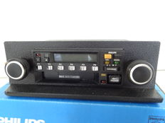 Philips MCC stereo car radio AC990/994 type -  type 22AC994/22 - 180 mm x 45 mm x 180 mm