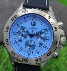 Nautica - Men - Chronograph Watch - New & Mint Condition