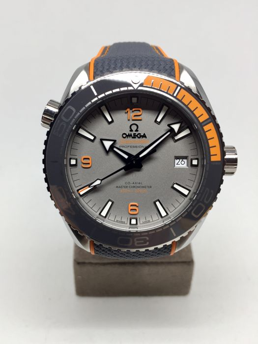 Omega Seamaster Planet Ocean Automatic 600m Titanium 43 5 Mm Never Used Catawiki