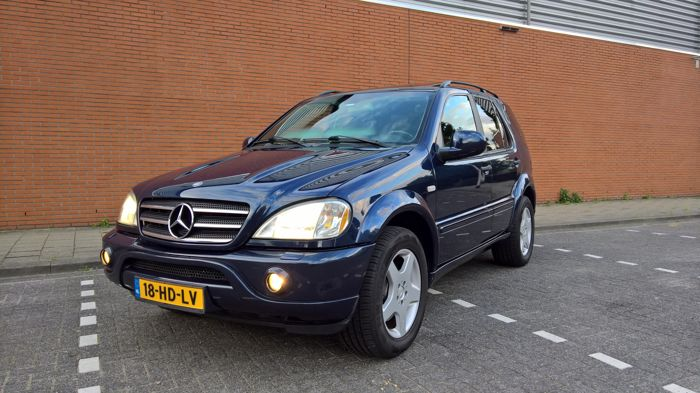 Mercedes-Benz - Ml 55 AMG  - 2001