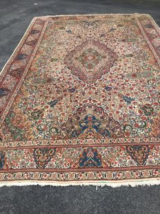 Very large Persian Tabriz! Very valuable! Investment! Oriental carpet, hand-knotted