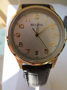Bulova - Men's watch - 2017