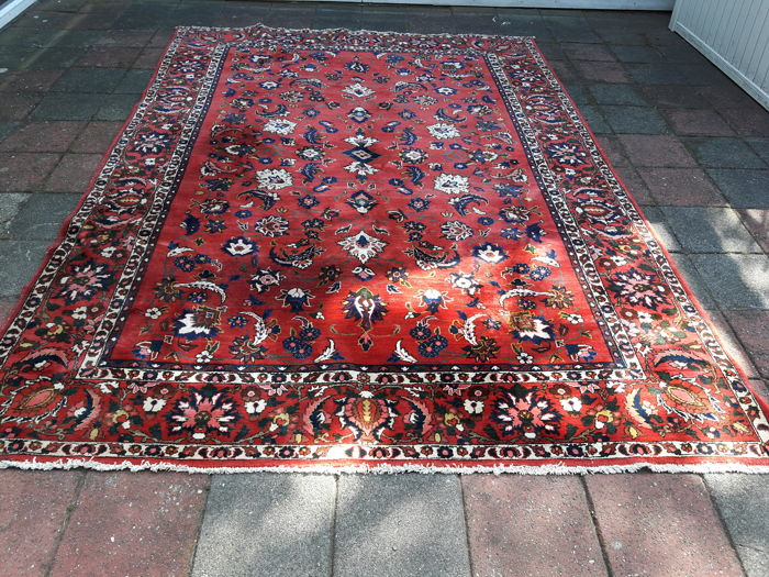 Beautiful Hand-knotted Bachtiar Persian -  303cm x 215cm !