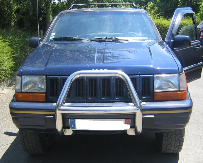 Jeep - Grand Cherokee Limited V8 - 1996