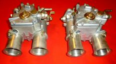 Lot of 2 WEBER 45 DCOE carburettors  for Alfa - year 1990