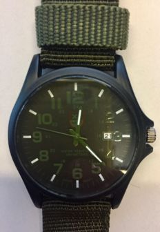 Xezo – Men's watch – 2011-present