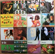 Jamaican & British reggae from the 70's & 80's (lot)
