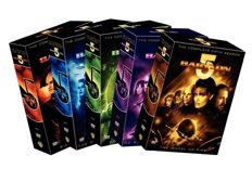 Babylon 5 dvd Complete series