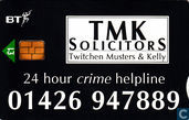 TMK Solicitors, Jail