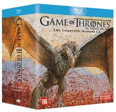 Game of Thrones Bluray Box Complete Series