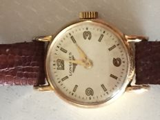 Longines, vintage women's wristwatch from the 1960s.