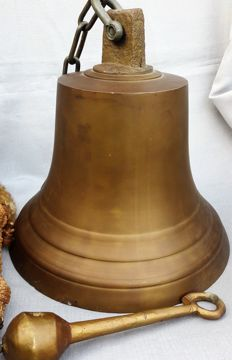 Very large bronze bell