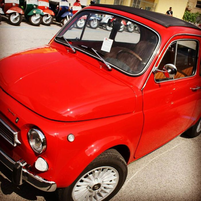 1970 Fiat 500 Luxe For Sale: 500 Francis Lombardi