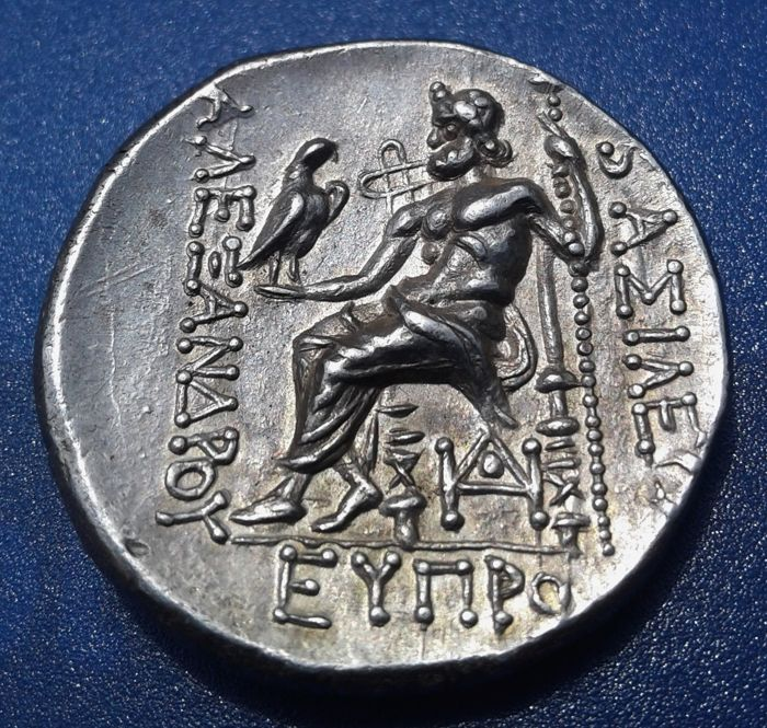 Greek Antiquity - Kingdom of Macedon - Alexanter the Great Tetradrachm, circa 315-310 BC, Outstanding sharp coin struck from fresh dies. Virtually perfect coin. Worthy of any museum.