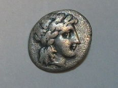 Ancient Greece - SIKYONA - SICYON - Obole AR (circa 340-320 BC).