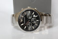 Armani chronograph wristwatch, in new condition