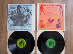 The Rolling Stones Lot 2 Lp : Live At Candlestick Park , San Francisco October, 18 , 1981 , Vomume One And Two