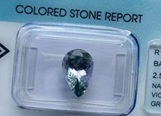 Zoisite - 2.54 cts -
