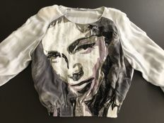 Viktor & Rolf – Exquisite, silk blouse