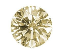 0.84 Brilliant cut diamond with HRD Antwerp certificate