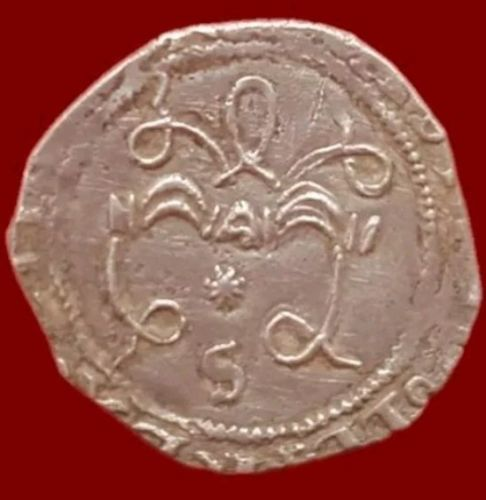 Spain – Catholic Monarchs, 1/2 silver Real, Seville – (1474-1504) – 18 mm / 1.58 g