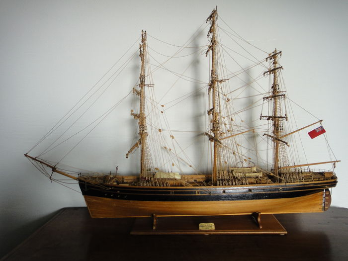 Cutty Sark  - 1869 - teaclipper
