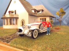 Franklin Mint - Scale 1/43 - 1929 Cord L29 Convertible
