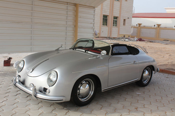 porsche 356 speedster replica 1968 catawiki