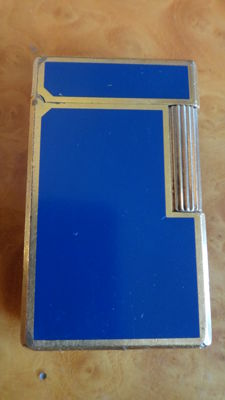 Silver plated Dupont lighter - France