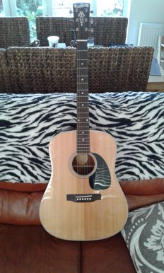 Blueridge BR-60 Contemporary Acoustic Guitar