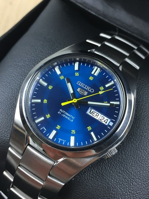 timeless design 23118 a097b Seiko 5 Sports automatic, reference: SNK615K1 – men's watch ...