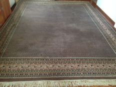 Hand-knotted, XL, Indo-Mir rug, 402 x 310 cm