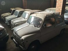 Lot of 4 Seat 600
