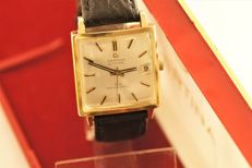 "Certina T + C – Automatic – TOWN and COUNTRY – Vintage ""Dress"" men's watch ca.