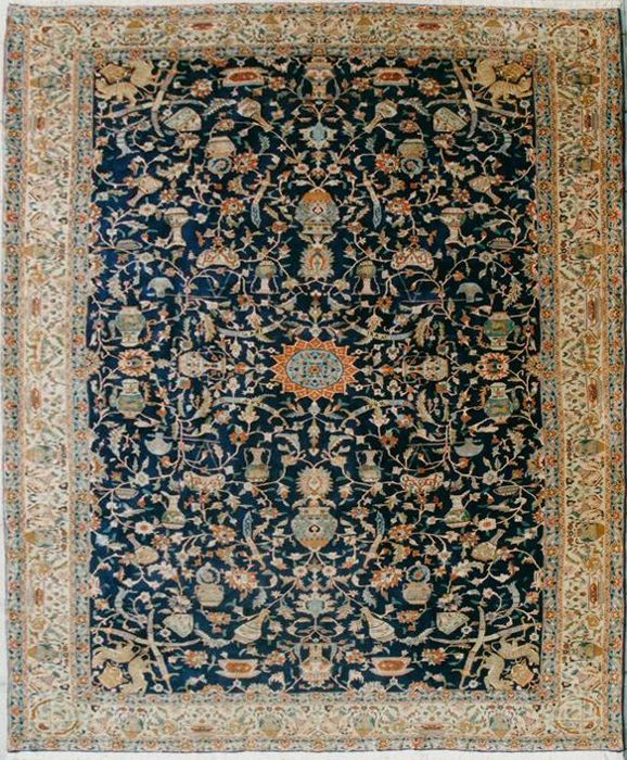 Bidjar Royal Crown 375 x 305 cm