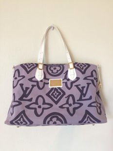 Louis Vuitton - Tahitian bag & scarf - Limited Edition Set