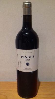 2013 Dominio de Pingus, Ribera del Duero - 1 bottle (75cl)