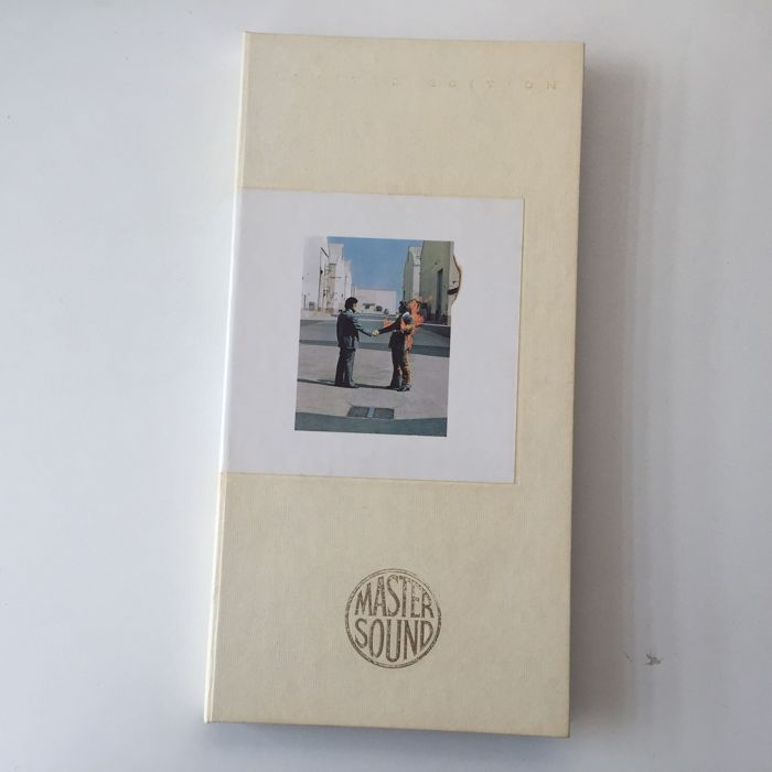 Pink Floyd Wish You Were Here Master Sound CD