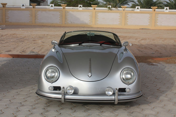 Porsche 356 Speedster R 233 Plique 1968 Catawiki