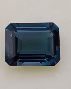 London blue Topaz - 4.98 ct - No reserve price