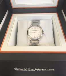 Baume & Mercier,    model: Ilea, mother of pearl dial, new, never worn