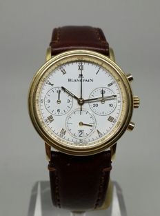 Blancpain Villeret Chronograph 1185 - Men's watch