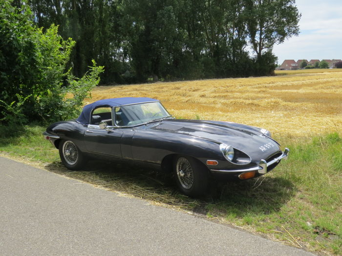 Jaguar - E-type 4.2 Roadster - 1969