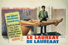 Anonymous - 'The Graduate / De Laureaat' - 1968