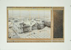 Christo - Wrapped Reichstag, Over the River, The Gates ( 2x )