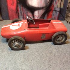 Lotus - pedal car in nice and original condition