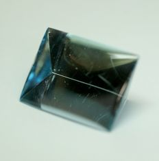 Topas, sky-blue - 69.39 ct